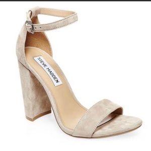 Brand new Carrson Steve Madden block heel size 11